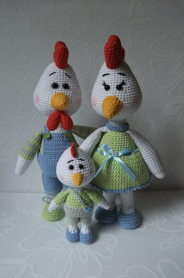 куриное семейство