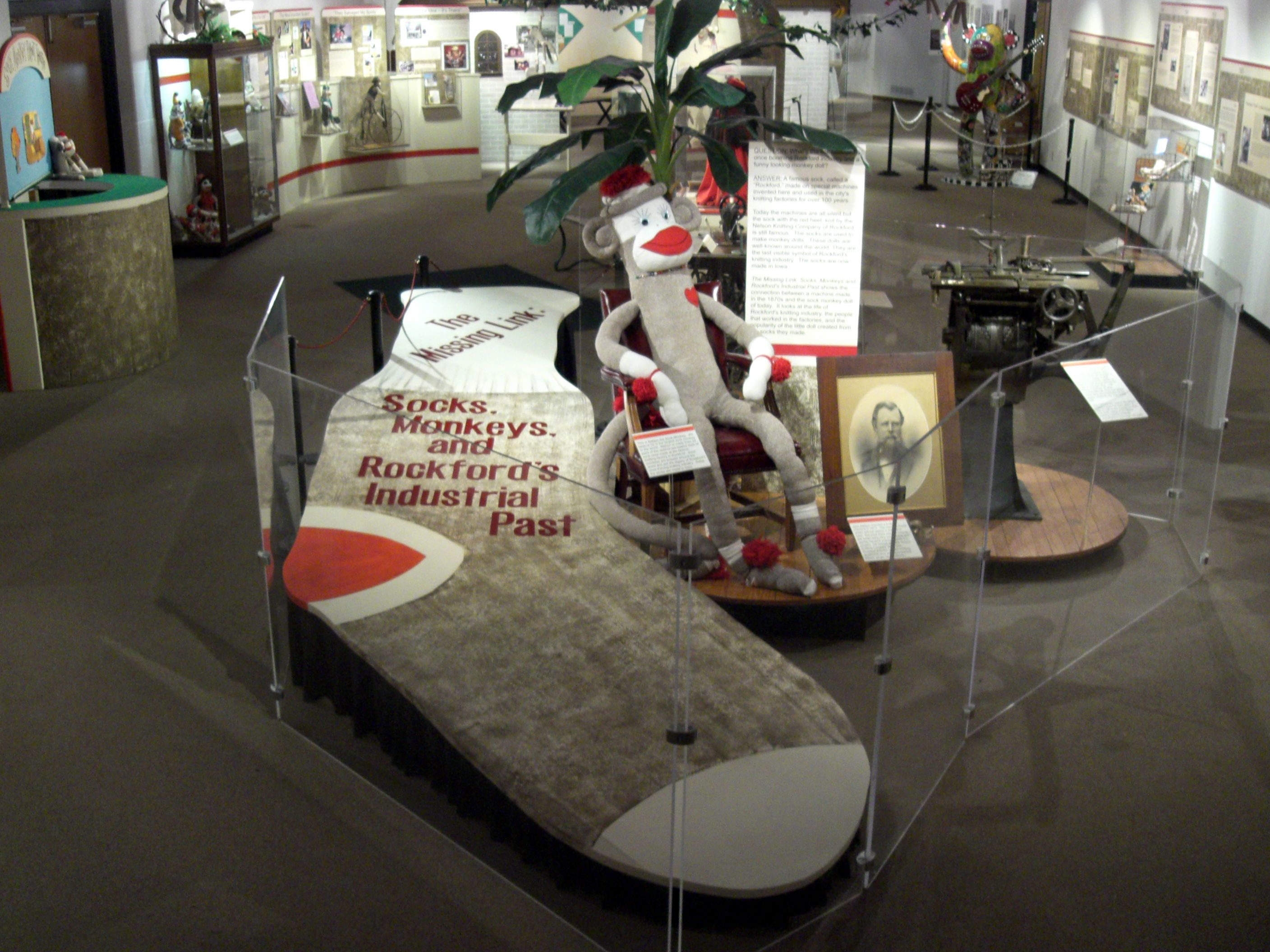 Midway Village Museum - Rockford, IL Located on 137 acres, this ...