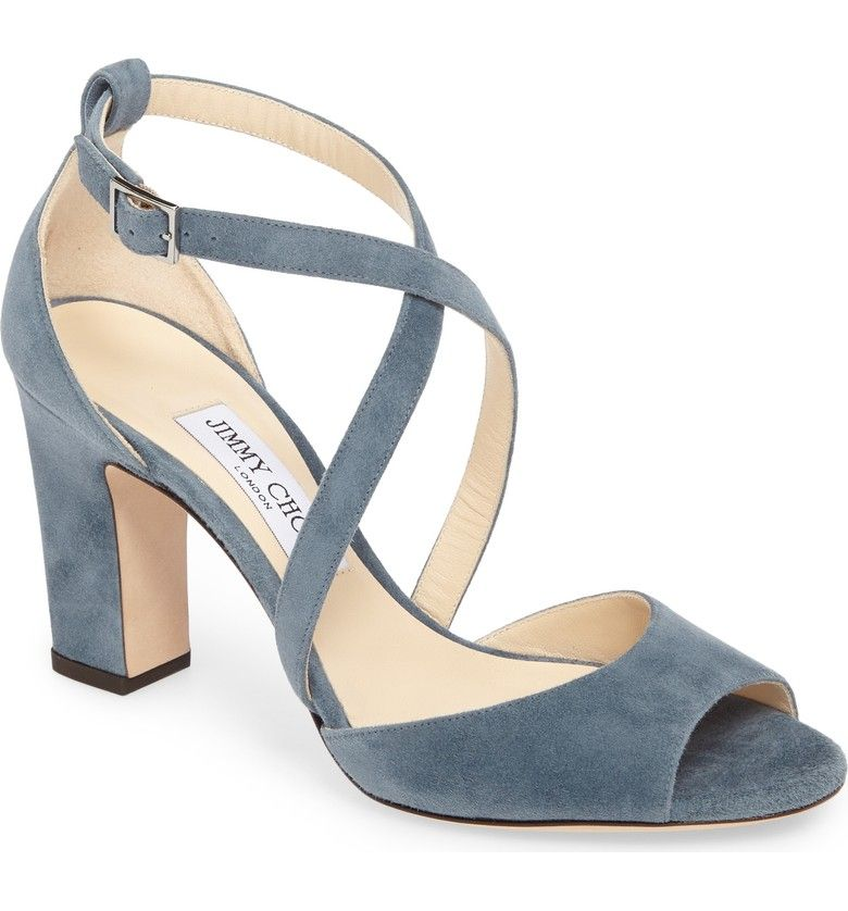 Bridal Shoes At Nordstrom: Jimmy Choo Carrie Sandal (Women