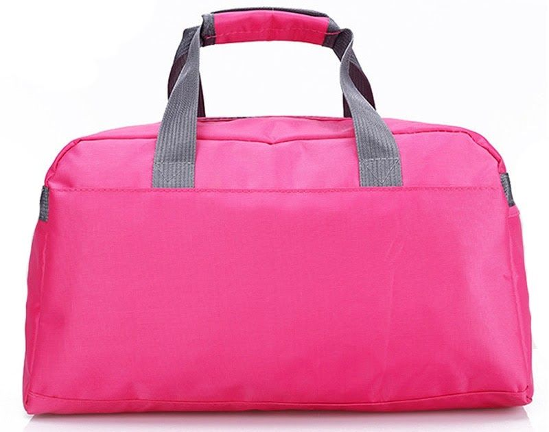 7048e4b0cd Free shipping Hot Nylon Sport Gym Bag Outdoor Waterproof women Handbag  School Fitness Bag for Men Training Camping Female Yoga Duffel Bag