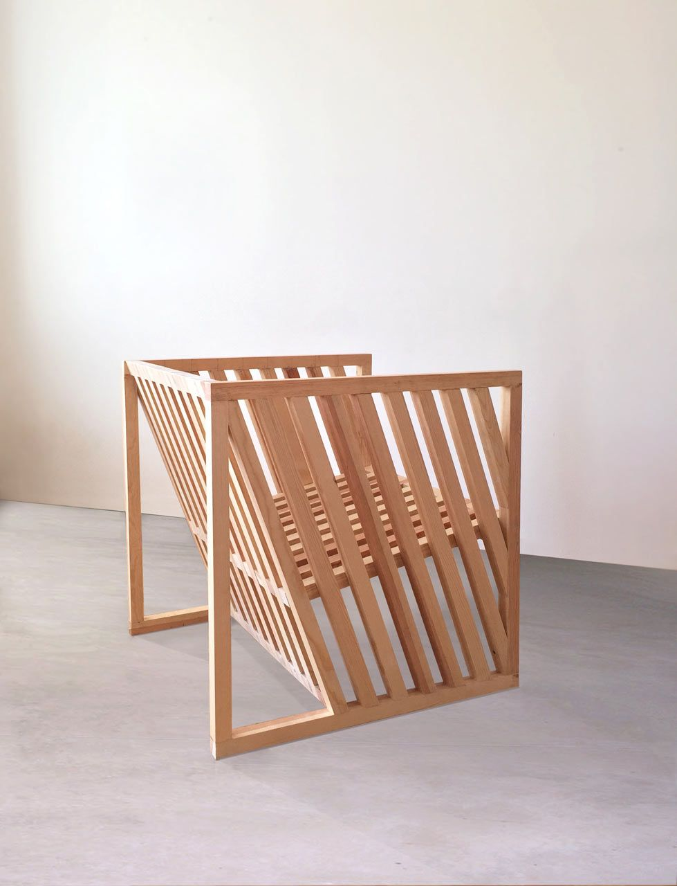 a chair born from exploring the cube | furniture, cube chair