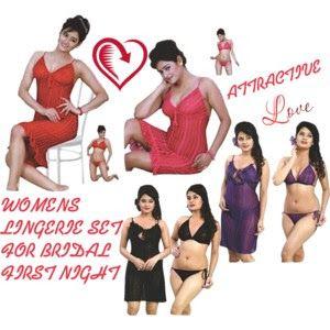 indian women s nightgown  SEXY HONEYMOON WEAR NIGHT DRESSES FOR BRIDAL   sexwear  fashion   440eca3aa