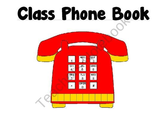 Need Students To Learn Their Phone Numbers This Center Activity