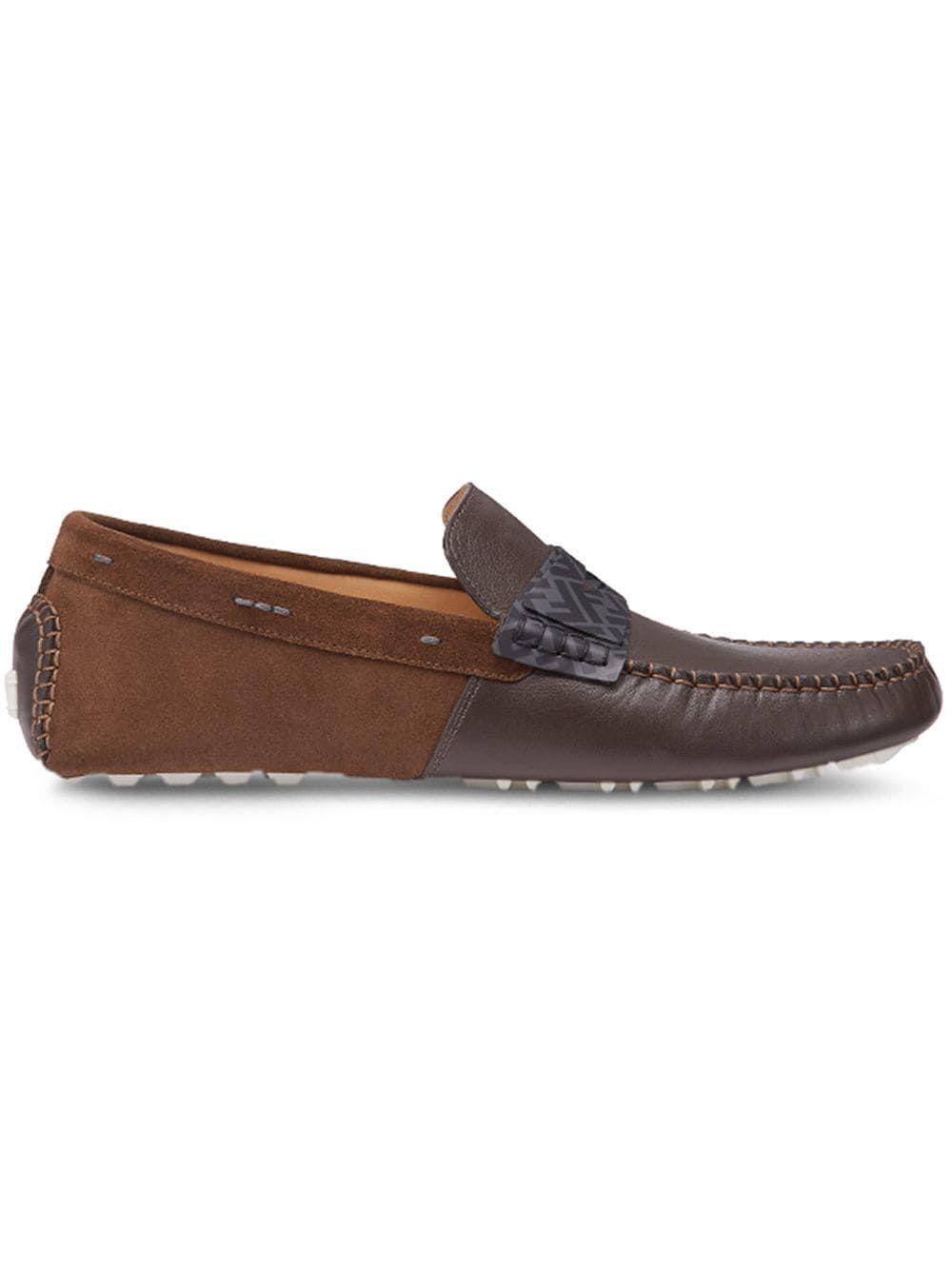 8472708b9af Fendi driving loafers brown fendi shoes fendi jpg 1000x1334 Fendi loafers