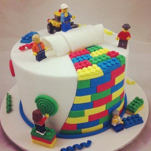 lego torte 640 640 kinder pinterest lego pasta and cake. Black Bedroom Furniture Sets. Home Design Ideas