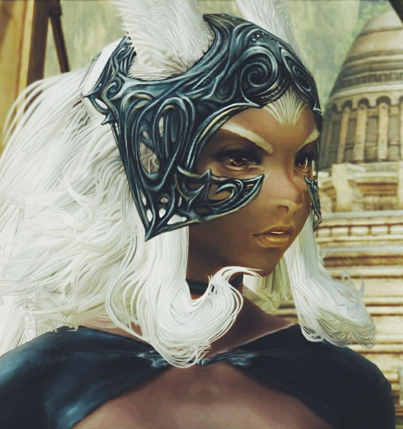 Anywhere But Here: Fran from Final Fantasy XII