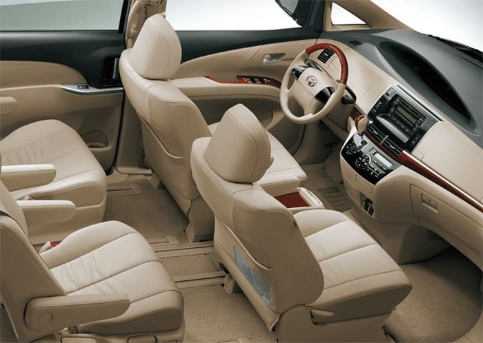 interior all new alphard 2018 jual bumper grand veloz toyota concept automotrends pinterest design