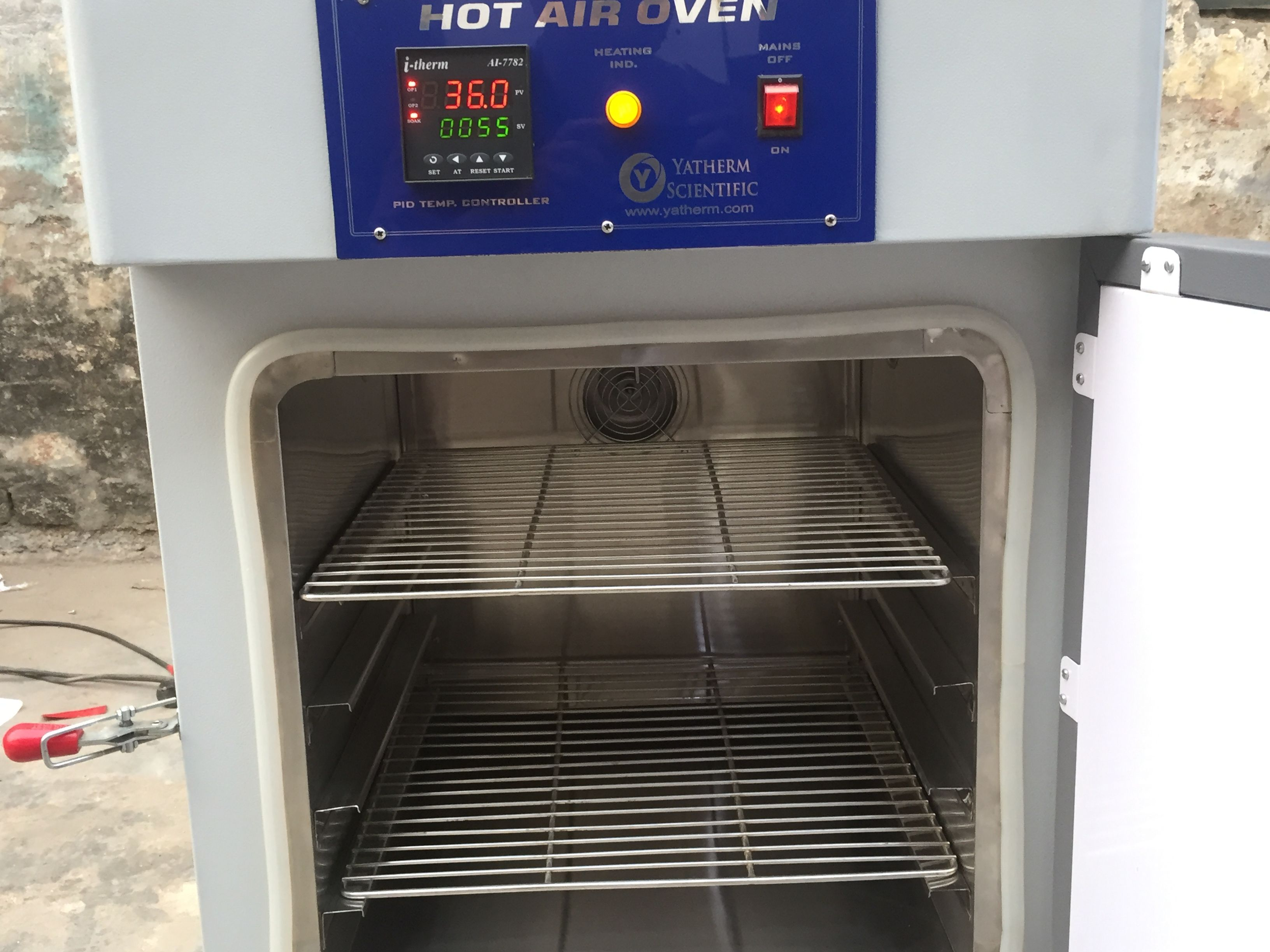 Laboratory Hot Air Oven Manufacturer Supplier India Convection