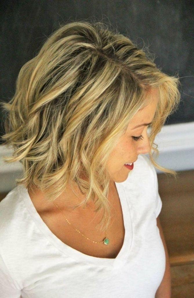 Cute Medium Length Curly Hairstyle Cute Medium Hairstyles For Women