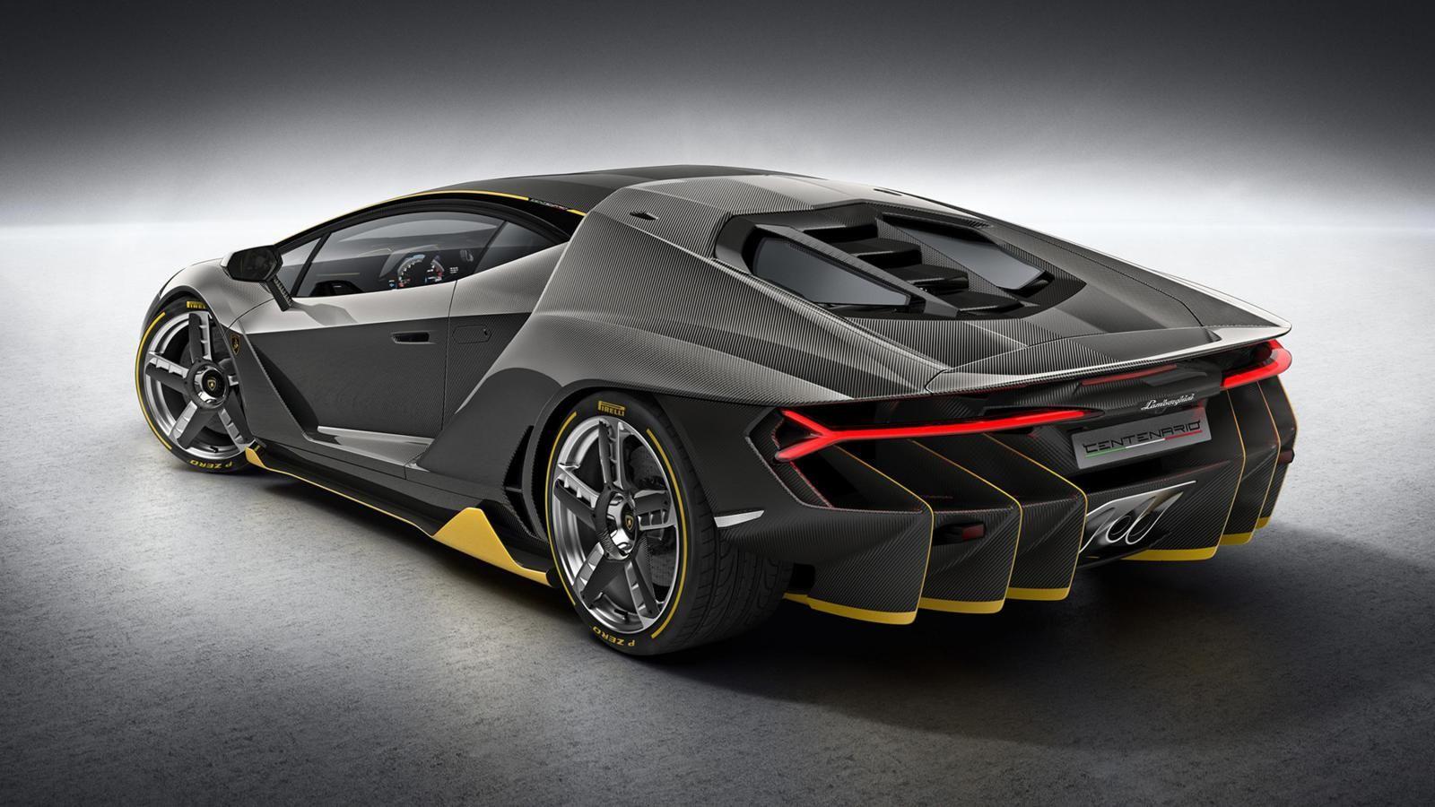Lamborghini Builds The Ultimate Anti Ferrari Lamborghini Centenario Lamborghini Super Cars