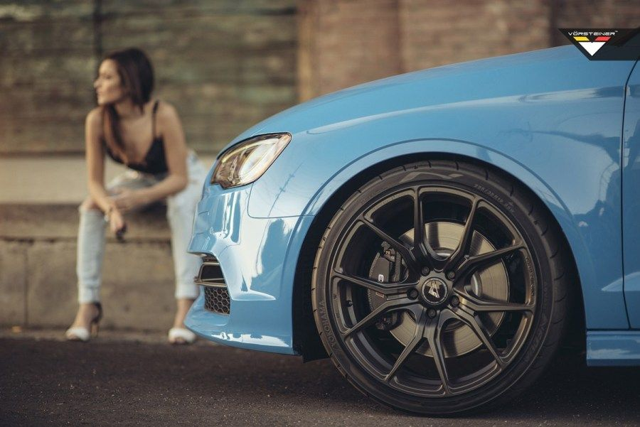 Featured Fitment Audi S3 With Vorsteiner V Ff 103 Wheels Audi Wheel Custom Cars
