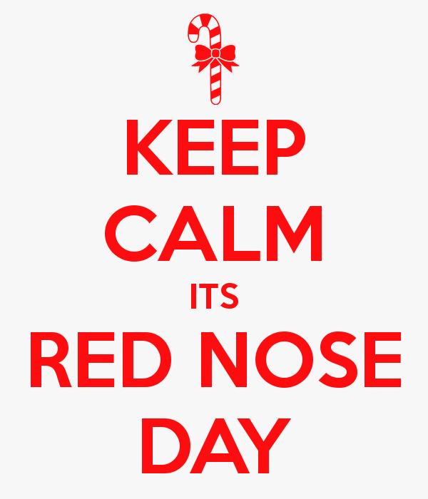 Red Nose Day Google Search Learn English Calm Red Nose Day
