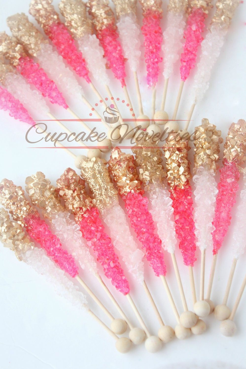 Unicorn Party Princess Cookies Birthday Pink And Gold First Idea Baby Shower