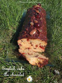 Comme une envie de douceurs: Cake anglais aux fruits confits - English cake