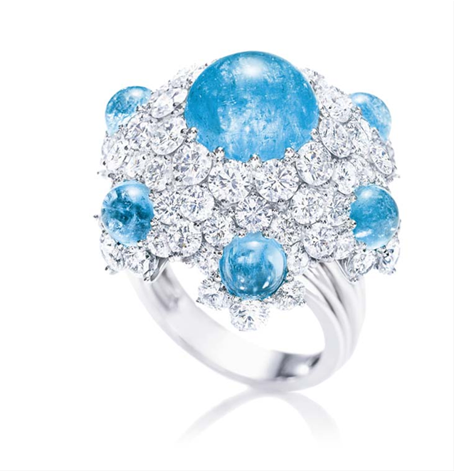 Harry Winston | The Incredibles | Behold The Incredibles | Rings | Paraiba Tourmaline
