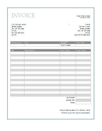 Pin By Melchor Mauro On Http Www Templateinn Com Cash Receipt Templates For Excel Invoice Template Photography Invoice Template Invoice Template Word