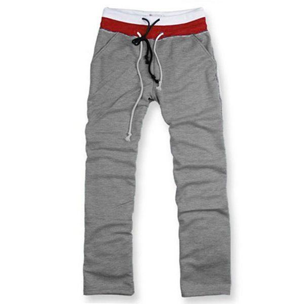 Hombre Pantalones Cortos Deportivos Casuales Suelto Color Puro Slim Cintura Elástica Pantalón de Chándal con Bolsillos Gimnasio… mJPjKfV