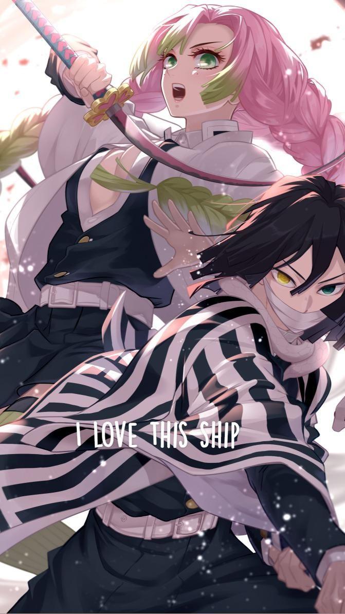 I love this ship