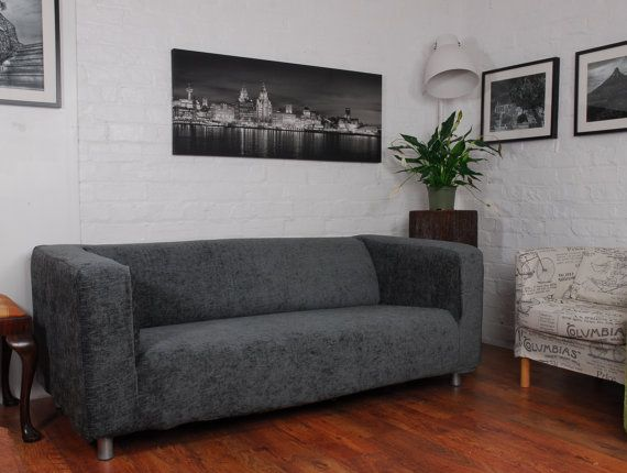ikea klippan 4 seater sofa cover