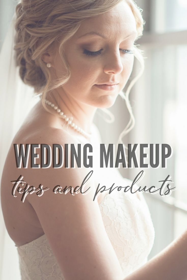 wedding wednesdays - my makeup | repins i love | wedding