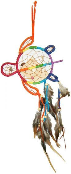 Wholesale Dream Catchers Unique River Village Wholesale Dream Catcher Sea Turtle 7 Inch  Beach Design Decoration