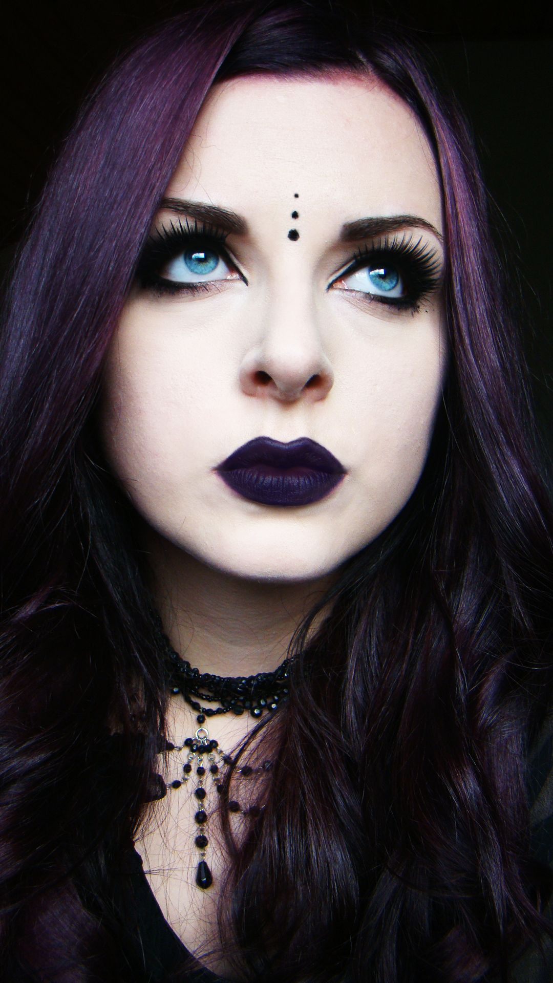 Goth Makeup Tumblr | www.pixshark.com - Images Galleries ... Gothic Vampire