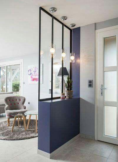 Lumiere naturelle dans l\'entrée | Deco intérieur | Pinterest | Flure ...
