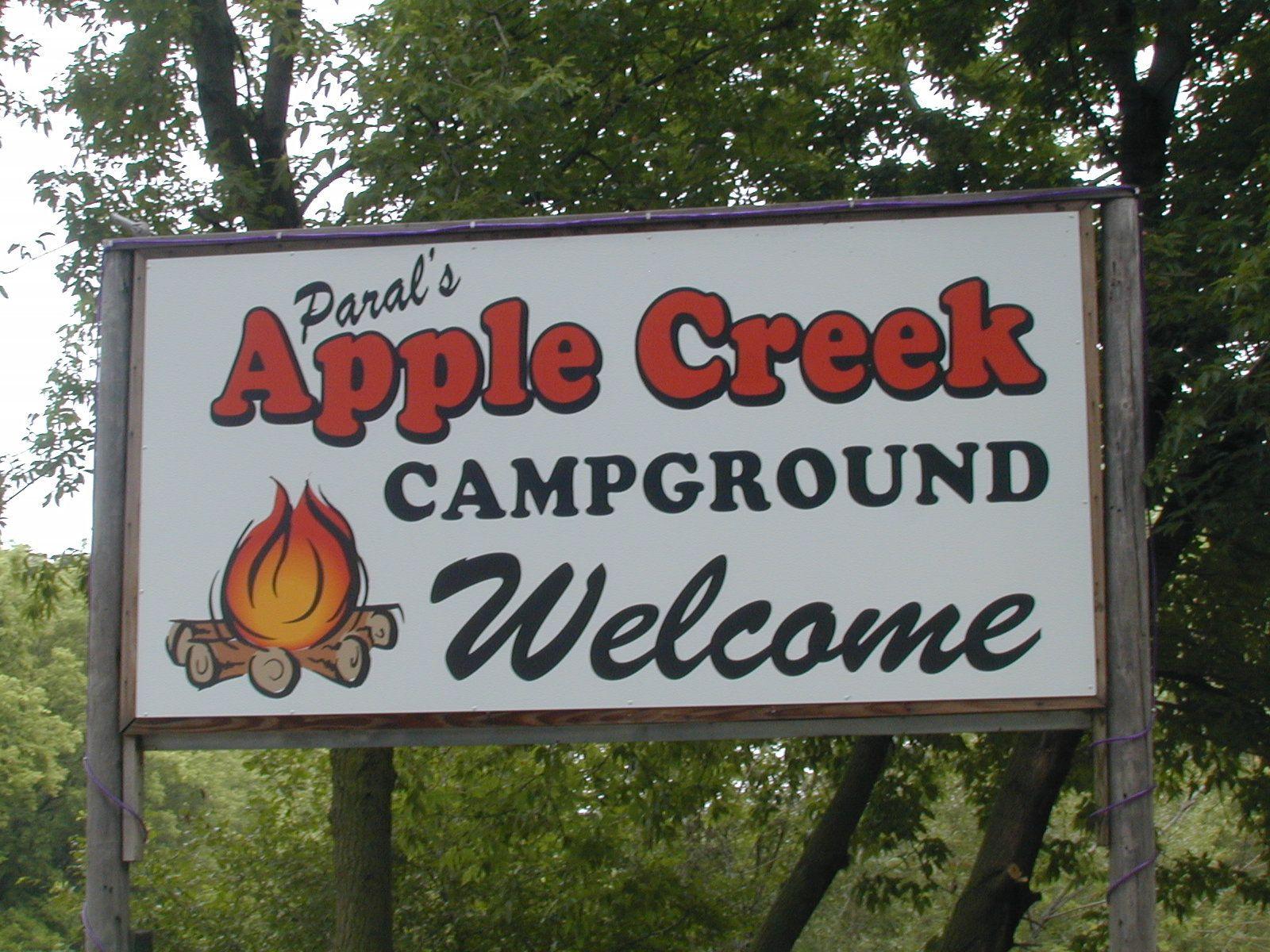 Apple Creek Campground 3831 County Road U De Pere Wi