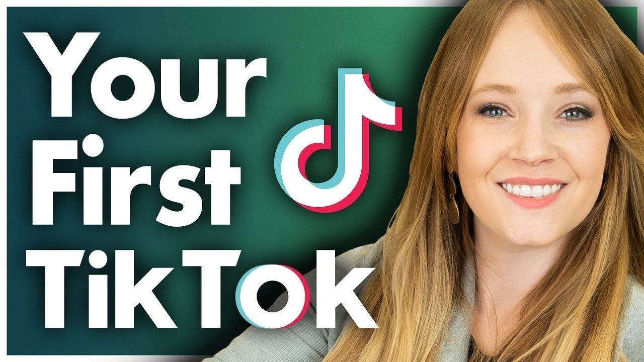 How To Create Your First Tiktok Video Tiktok For Business Youtube Marketing Podcasts Social Media Marketing Instagram Social Media Marketing Facebook