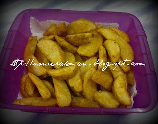 My Life My Loves Potato Wedges Kentang Sosis Bakso
