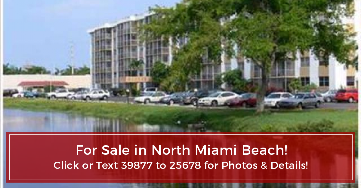 Pin by David Metlika on Condominiums North miami beach
