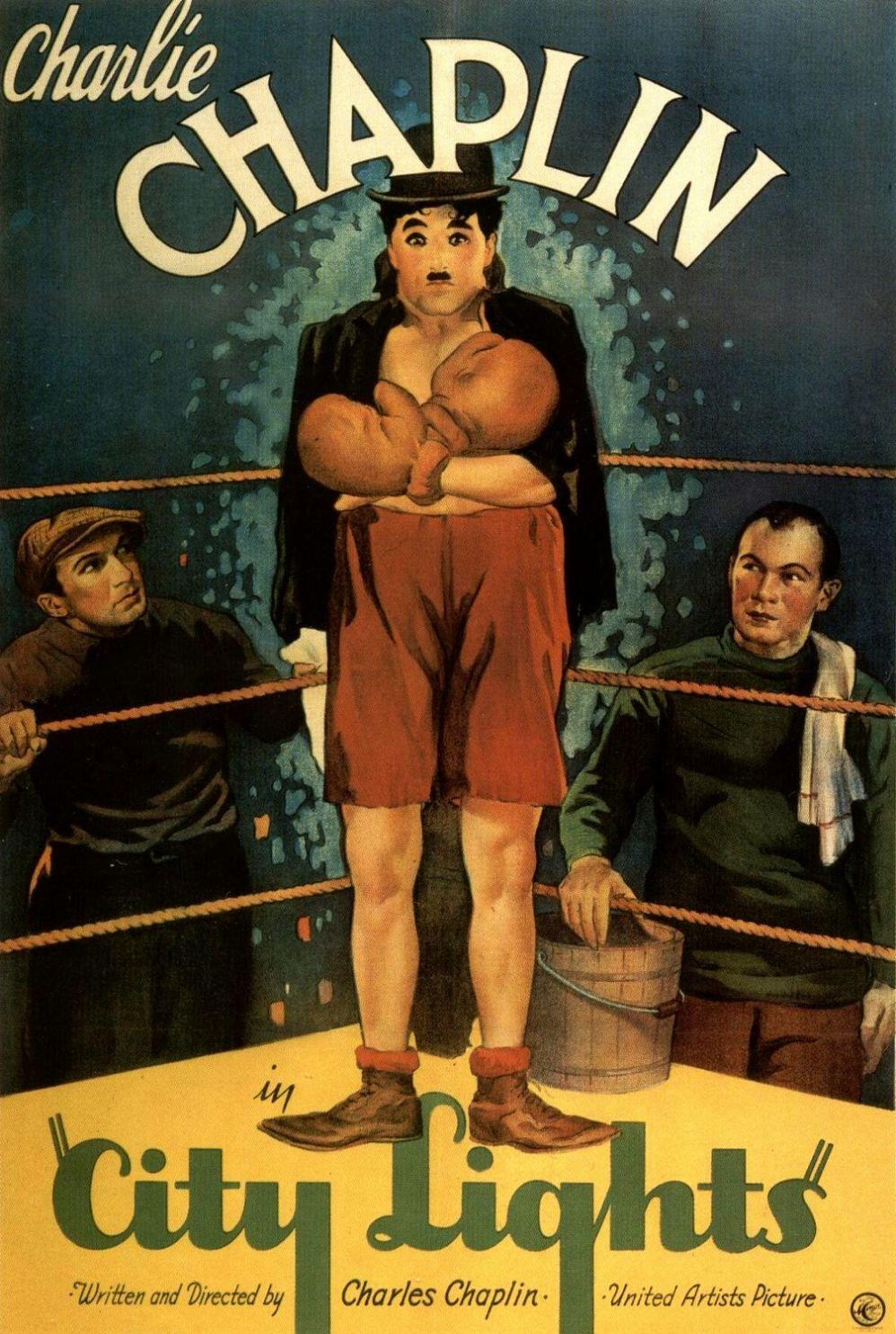 Garcon De Cafe Wall art. Classic Charlie Chaplin movie Reproduction poster