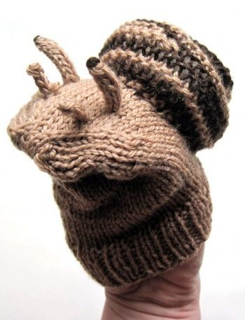 snail handpuppet knitting pattern PDF | Knitting, Knitting ...