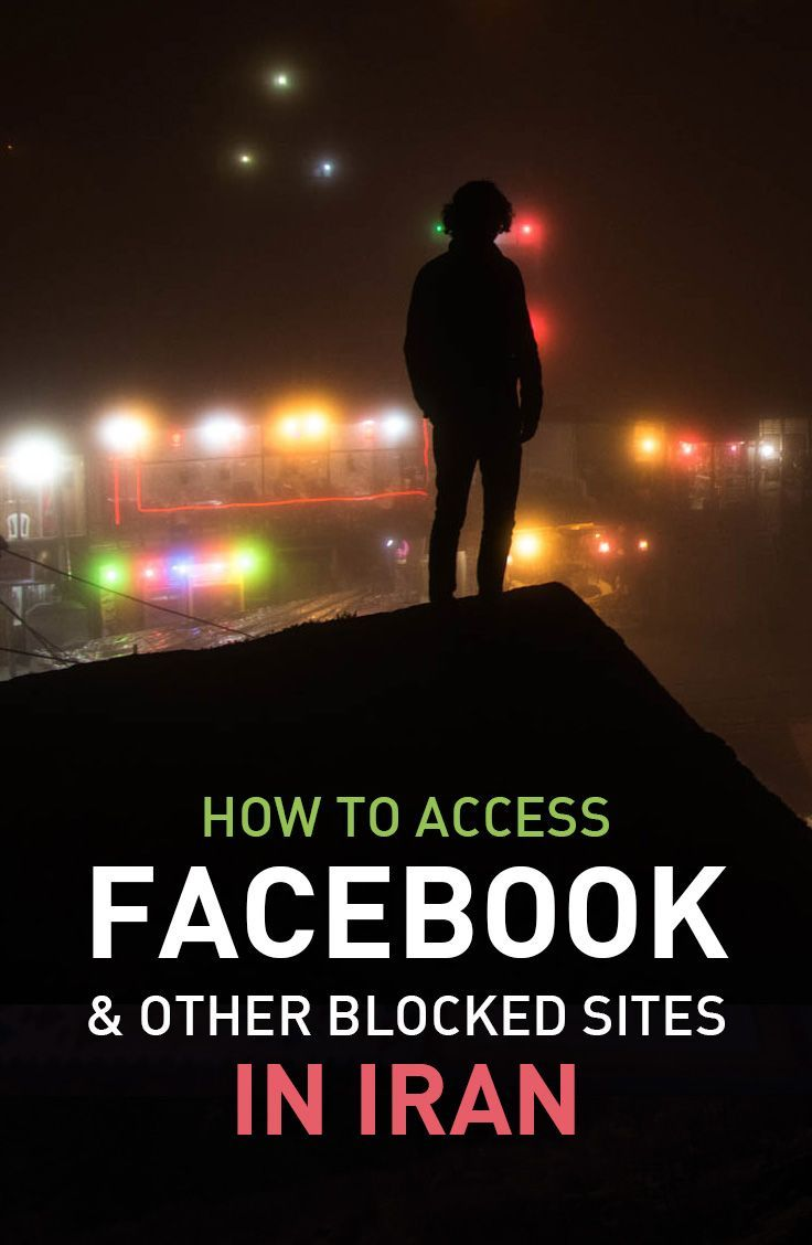 How to access facebook in iran block site iran and middle east middle east a guide on how to access facebook in iran as well as other blocked sites ccuart Image collections