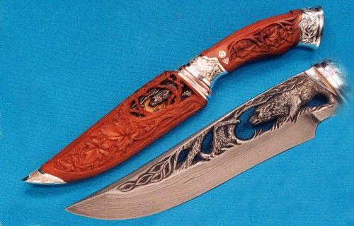 Нож зоновской работы : Холодное оружие Форум