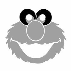 pumpkin template elmo  elmo pumpkin template images, free elmo pumpkin template ...