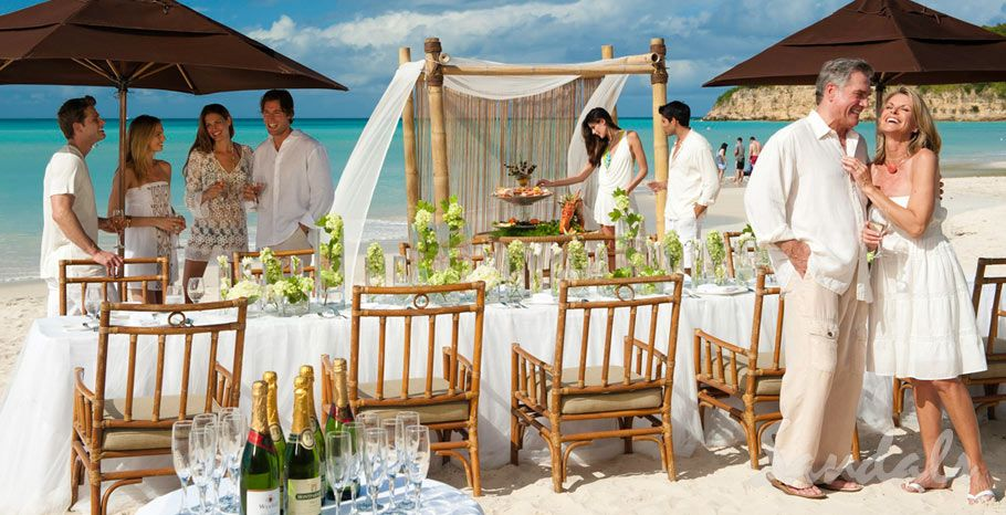 Destination Wedding Packages For Family