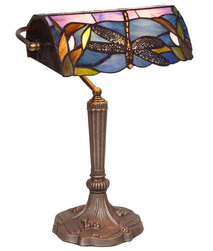 BANQUEROlámparas Tiffany escritorio modelo de Lámpara T13KclFJ