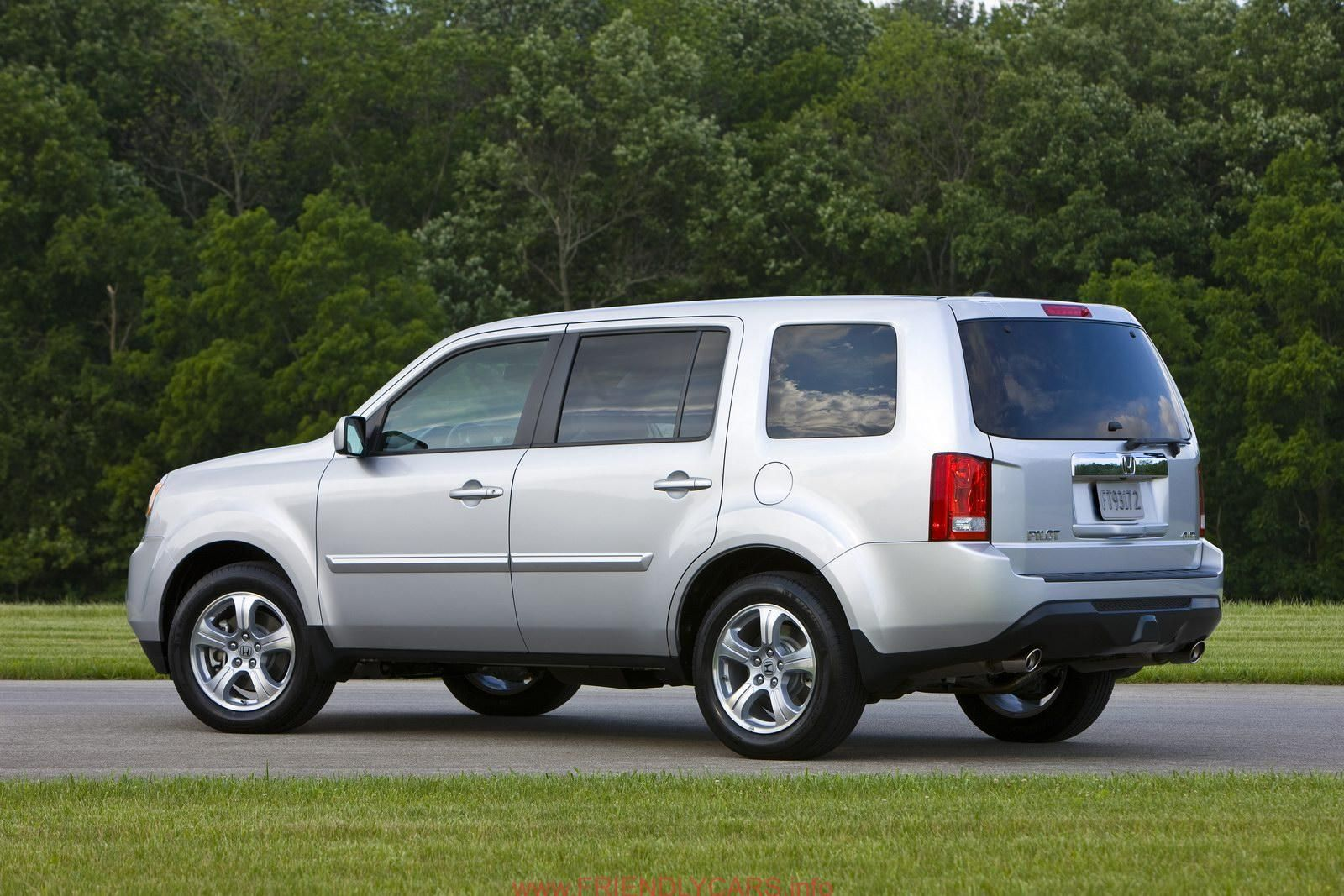Cool honda pilot 2014 exterior colors car images hd refreshed 2012 honda pilot revealed in detail