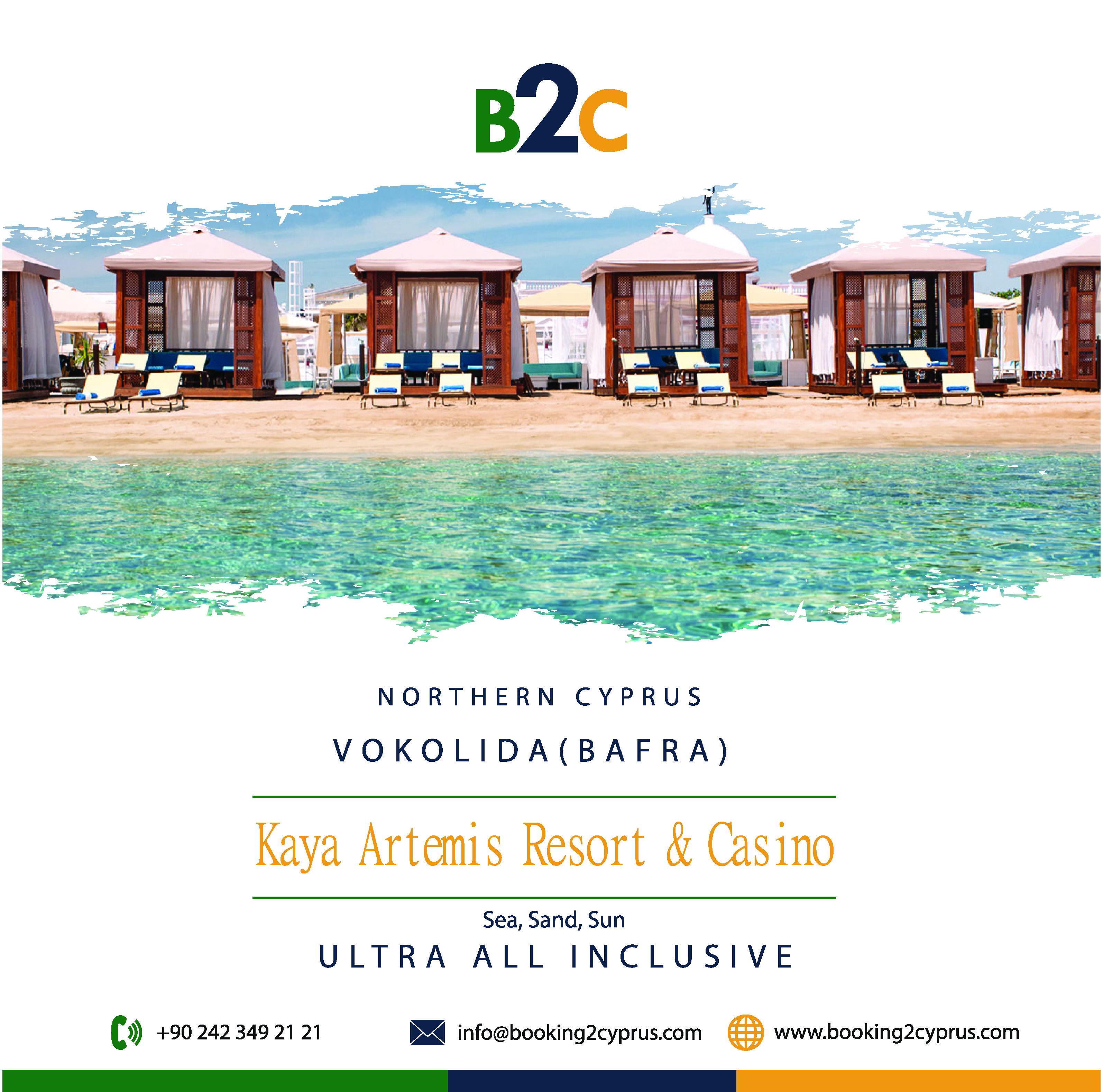 Kaya Artemis Resort Casino Cyprus Hotels Casino Resort Resort