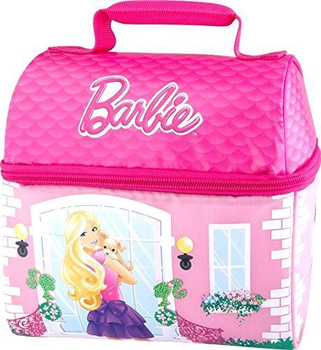 Barbie Lunch Box Lunch Kit Girls Lunch Box for Kids School