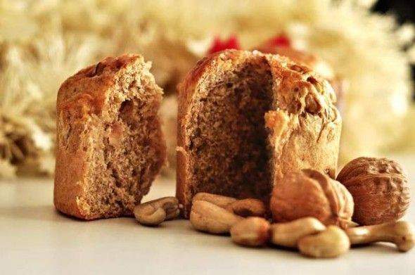 Propuestas Para Una Mesa Dulce Navideña Saludable Y Deliciosa Pan De Dulce Dulces Navideños Saludables Pan Dulce Casero