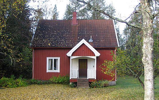 Stilhistoria. Småbruket. Per Albin torp, Obbola, Umeå