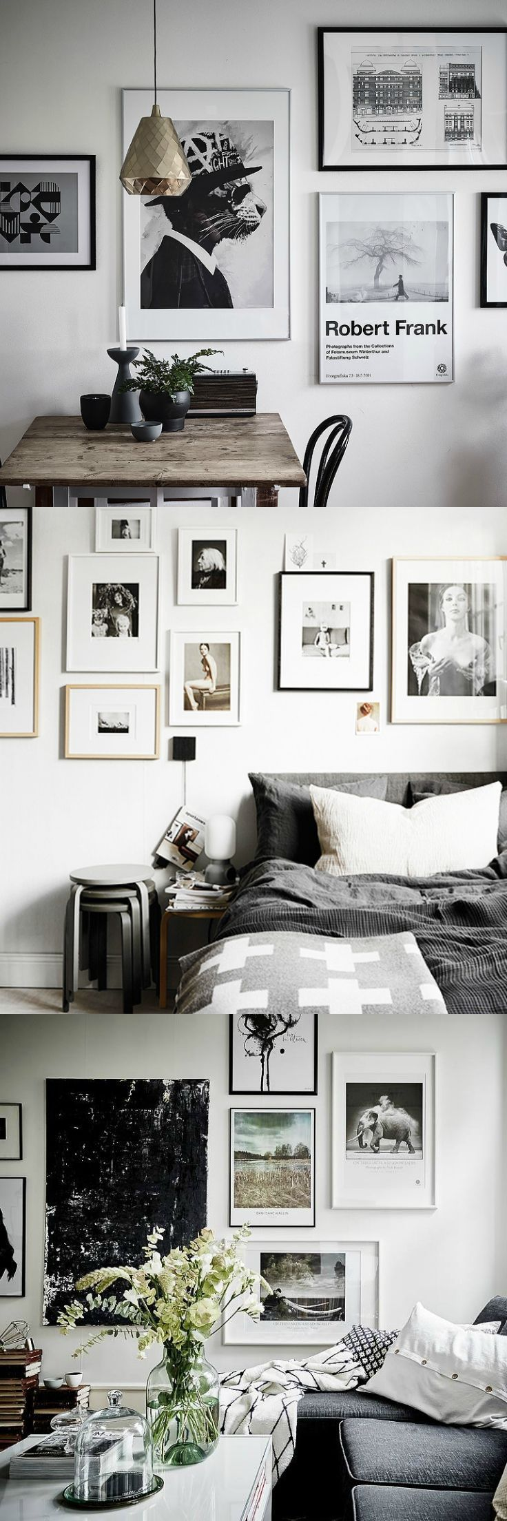 5 Inspiring Picture Wall Ideas Hege In France Home Decor