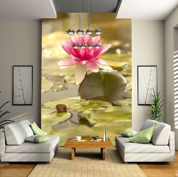 custom DIY unique home Decor artistic art mural Deco wall paper 6FT ...
