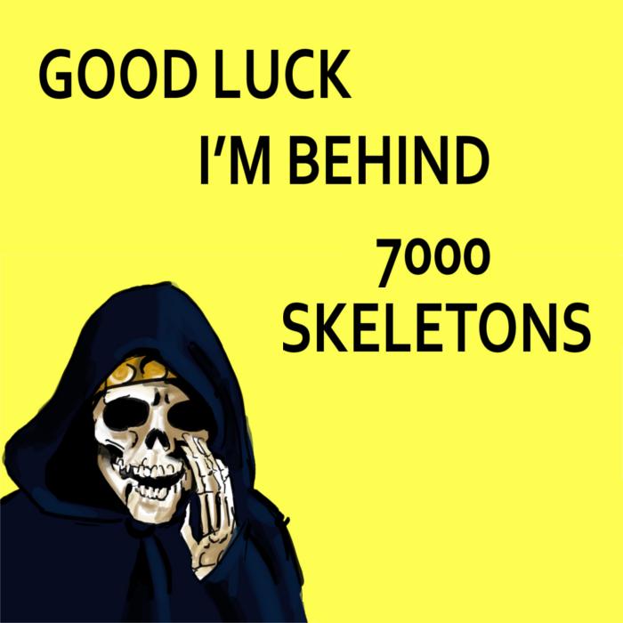 Good Luck Skeleton Minecraft Mods Pinterest Skeletons - Minecraft server kostenlos erstellen mit mods