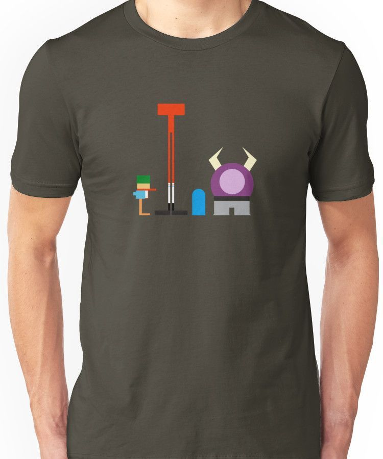 f446de0c1 Minimalist Foster s Home for Imaginary Friends Unisex T-Shirt