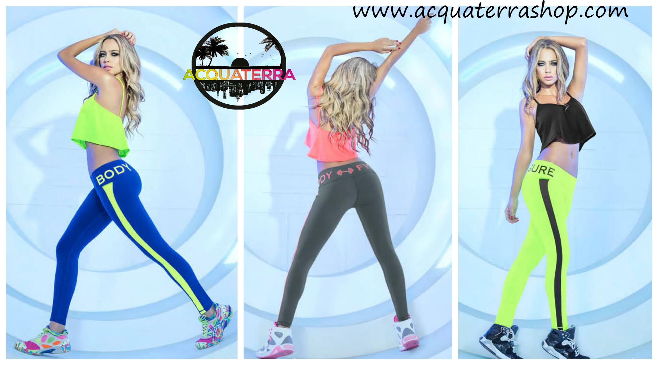 Ven a ver nuestra colección de ropa deportiva, te sorprenderá! Acquaterra- Vila Olimpica www.acquaterrashop.com