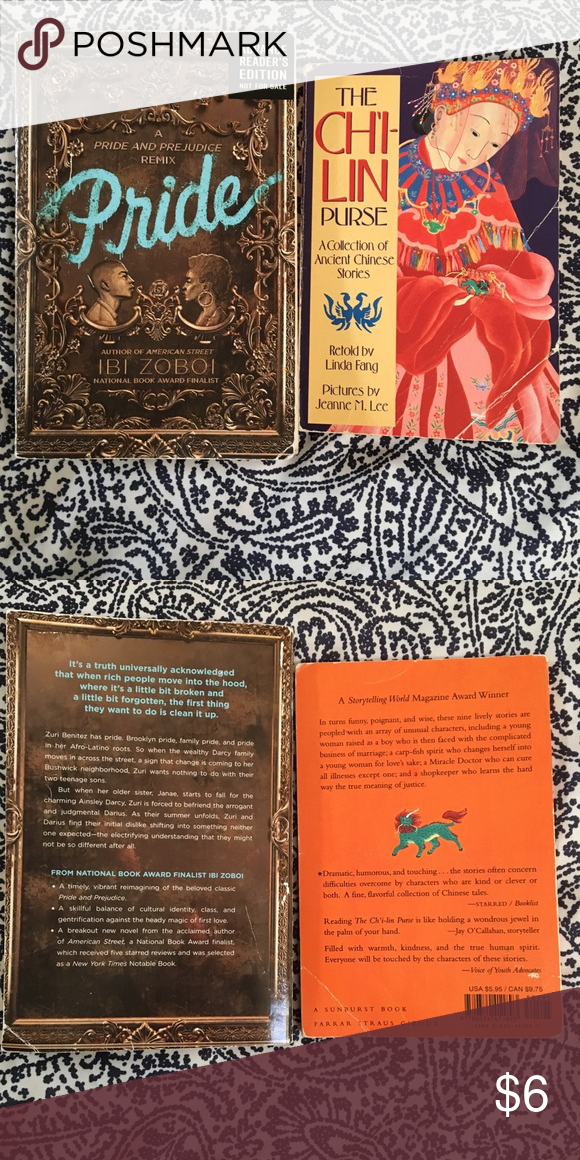 Different Book Bundle