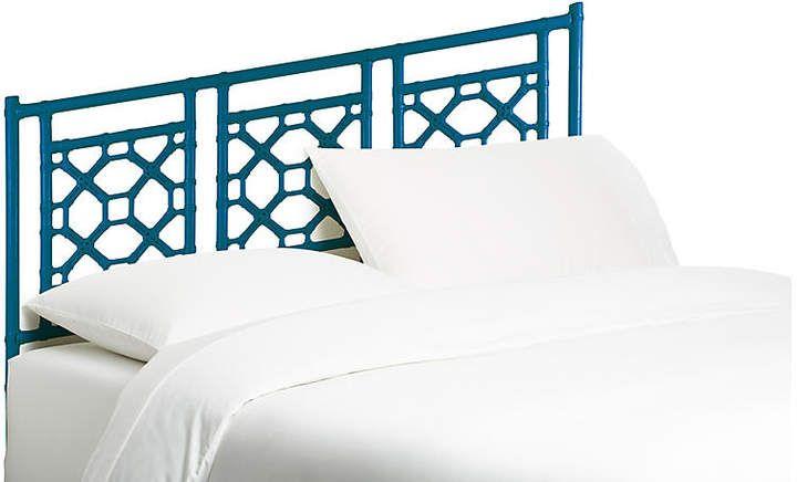 David Francis Furniture Lattice Headboard Pacific Blue Furniture Headboards For Beds Headboard Footboard